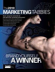 entry deadline: november 10, 2010 - tabpi