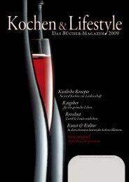 Kochen & Lifestyle – Bücher-Magazin 2009 - Buchliebling.com