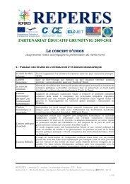 LE CONCEPT D 'UNION - Centre européen Robert Schuman
