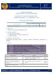 CHAPITRE 8 - Centre européen Robert Schuman