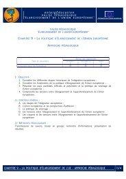 CHAPITRE 9 - Centre européen Robert Schuman