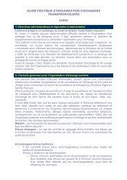 Sarre - Centre européen Robert Schuman