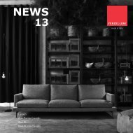 download the Verzelloni news 2013 pdf file - Spencer Interiors