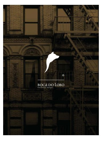 download the Boca Do Lobo Soho pdf file - Spencer Interiors