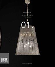 bespoke lighting design - Spencer Interiors