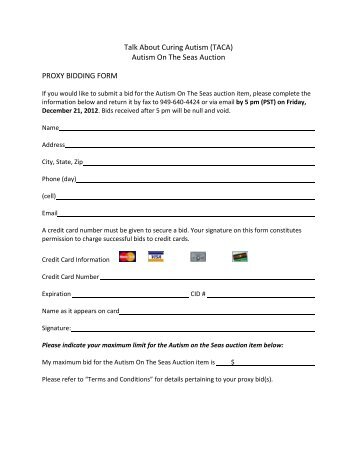 1 proxy bid form 09 save a dog