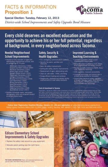 Edison - Tacoma Public Schools