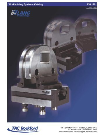 750.120 Workholding Systems Catalog.indd - TAC Rockford