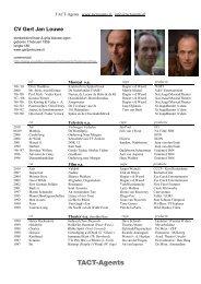 Gert Jan Louwe CV 2012.pdf - TACT-Agents