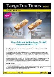 Inserto economico TDXT