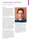 Gemeindebrief März 2011 - Evangelische Kirchengemeinde ... - Page 5
