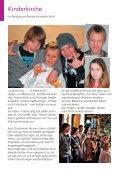 Gemeindebrief März 2011 - Evangelische Kirchengemeinde ... - Page 6