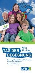 Flyer Tag der Begegnung 2013 (barrierefrei) (PDF, 1,01 MB)