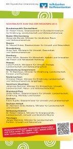 Jahreseinleger zur Broschüre - Tag der Regionen - Seite 2