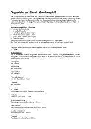Gewinnspiel Globalmenue (PDF- 11 kb) - Tag der Regionen
