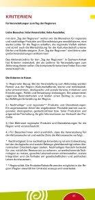 PROGRAMM 2013 - Tag der Regionen - Seite 5