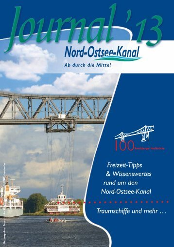 Tipp - am Nord-Ostsee-Kanal!