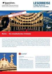 Malta 19. bis 23. März 2014 - Schwäbisches Tagblatt