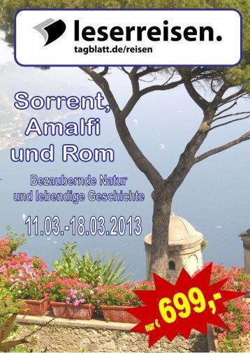 Preise (pro Person in Euro) - Schwäbisches Tagblatt