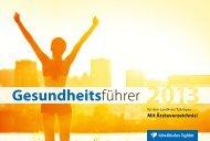 Gesundheitsführer - Schwäbisches Tagblatt