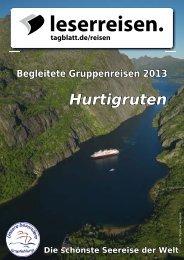 Hurtigruten - Schwäbisches Tagblatt
