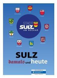 Sulz damals und heute - Schwäbisches Tagblatt