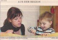 AUS DER REGION - Tageselternverein Ettlingen