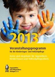 Download des Programms 2013 als PDF - Tagesmütter und ...