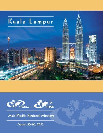 Kuala Lumpur - TAGLaw