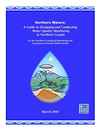 Northern Waters: A Guide to Designing and Conducting ... - Taiga Net