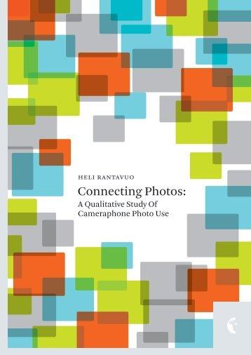 Connecting Photos: - Taideteollinen korkeakoulu