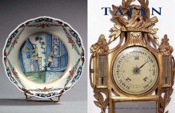 Meubles et objets d'art des 18e et 19e siècles - Tajan