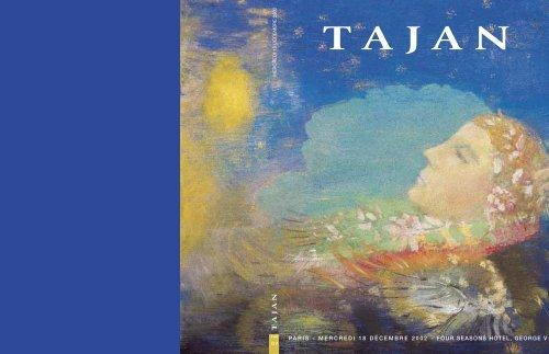 Tableaux et sculptures des 19e et 20e siècles - Tajan