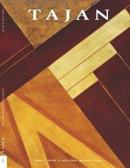 Vente de prestige Arts Décoratifs du 20e siècle - Tajan