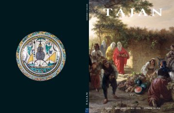 Tajan - Arts d'Orient, tableaux orientalistes - Vente le 11 mai 2005