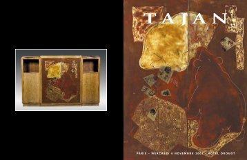 Art déco - Tajan