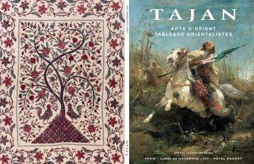 Tajan - Arts d'Orient, tableaux orientalistes - Vente le 22 novembre ...