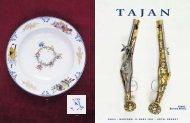 ARMES ANCIENNES ET SOUVENIRS HISTORIQUES - Tajan