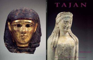 Tajan - Archéologie - Vente le 15 décembre 2005