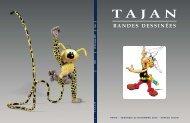 Tajan - Bandes dessinées - Vente le 25 novembre 2005