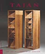 Arts Décoratifs du XXe siècle : Lots 1 à 346 - Tajan
