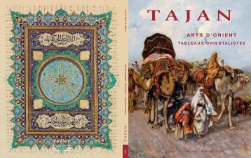 Vente Arts d'Orient - Tableaux Orientalistes - Tajan