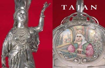 Orfèvrerie russe - Tajan