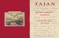 Collection Pierre Pruvost - 4e partie - Tajan