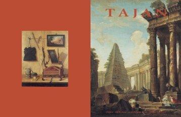 Tajan - Tableaux anciens - Vente le 20 octobre 2004