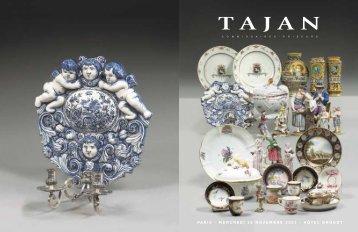 Céramiques - Tajan