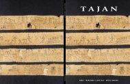 Archéologie - Tajan