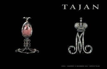 Tajan - Art Russe - Vente le 10 décembre 2004