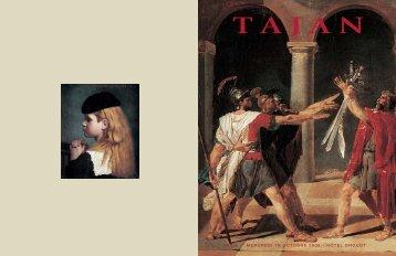 Tajan - Tableaux anciens - Vente le 19 octobre 2005