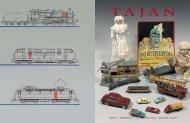 Tajan - Jouets, linge et dentelles - Vente le 09 novembre 2005